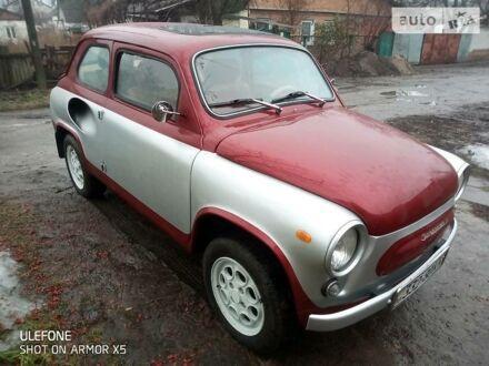 Червоний ЗАЗ 965, об'ємом двигуна 1.2 л та пробігом 2 тис. км за 3500 $, фото 1 на Automoto.ua