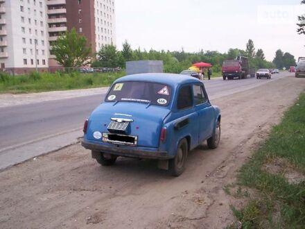 Синий ЗАЗ 965, объемом двигателя 0.7 л и пробегом 50 тыс. км за 990 $, фото 1 на Automoto.ua