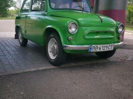Зеленый ЗАЗ 965, объемом двигателя 0.89 л и пробегом 40 тыс. км за 2500 $, фото 1 на Automoto.ua