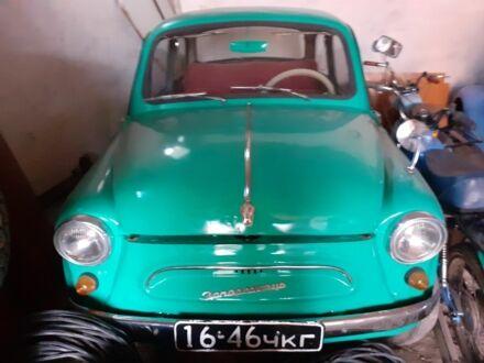 Зеленый ЗАЗ 965, объемом двигателя 8 л и пробегом 1 тыс. км за 1619 $, фото 1 на Automoto.ua