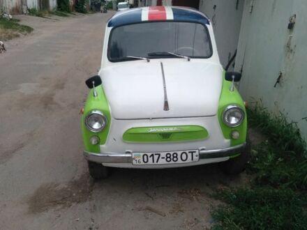Зелений ЗАЗ 965, об'ємом двигуна 0.97 л та пробігом 1 тис. км за 933 $, фото 1 на Automoto.ua