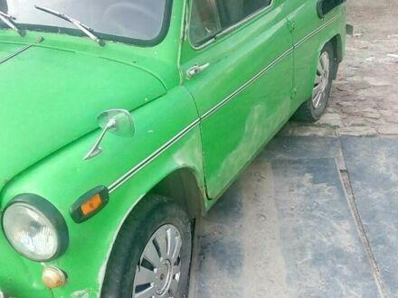 Зелений ЗАЗ 965, об'ємом двигуна 1 л та пробігом 136 тис. км за 746 $, фото 1 на Automoto.ua