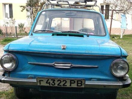 Синий ЗАЗ 966, объемом двигателя 1 л и пробегом 1 тыс. км за 600 $, фото 1 на Automoto.ua