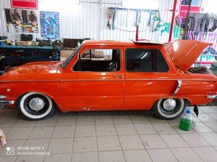 Апельсин ЗАЗ 968, об'ємом двигуна 1 л та пробігом 1 тис. км за 636 $, фото 1 на Automoto.ua