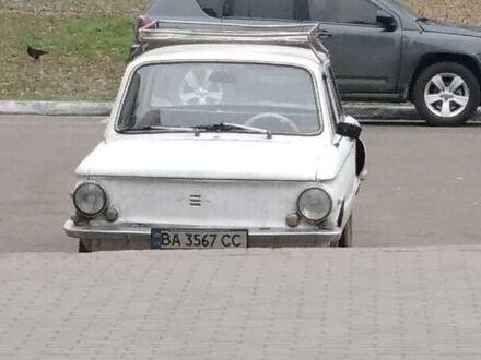 Белый ЗАЗ 968, объемом двигателя 1.2 л и пробегом 58 тыс. км за 555 $, фото 1 на Automoto.ua