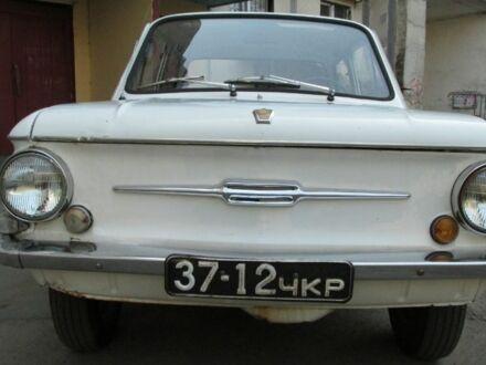 Белый ЗАЗ 968, объемом двигателя 1 л и пробегом 74 тыс. км за 1185 $, фото 1 на Automoto.ua