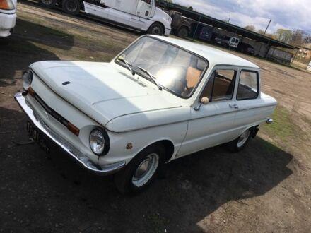 Белый ЗАЗ 968, объемом двигателя 1.2 л и пробегом 26 тыс. км за 600 $, фото 1 на Automoto.ua