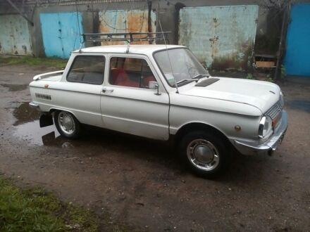 Белый ЗАЗ 968, объемом двигателя 1 л и пробегом 1 тыс. км за 650 $, фото 1 на Automoto.ua