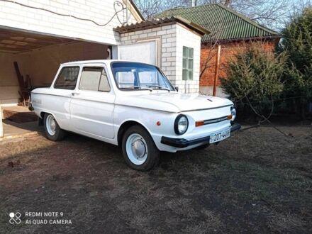 Белый ЗАЗ 968, объемом двигателя 1.2 л и пробегом 100 тыс. км за 1300 $, фото 1 на Automoto.ua