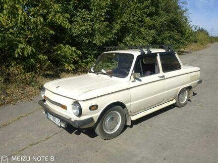 Білий ЗАЗ 968, об'ємом двигуна 1 л та пробігом 968 тис. км за 720 $, фото 1 на Automoto.ua