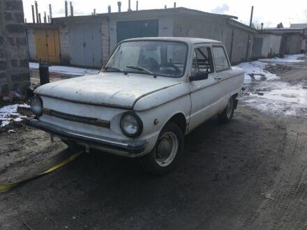 Белый ЗАЗ 968, объемом двигателя 0.97 л и пробегом 1 тыс. км за 300 $, фото 1 на Automoto.ua
