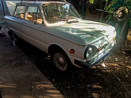 Білий ЗАЗ 968, об'ємом двигуна 1.2 л та пробігом 1 тис. км за 275 $, фото 1 на Automoto.ua
