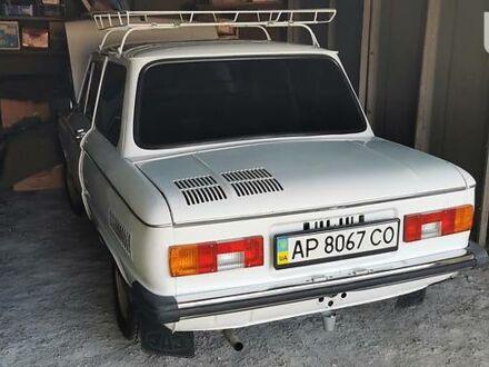 Белый ЗАЗ 968, объемом двигателя 1.2 л и пробегом 10 тыс. км за 1000 $, фото 1 на Automoto.ua