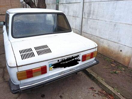 Белый ЗАЗ 968, объемом двигателя 1.2 л и пробегом 1 тыс. км за 360 $, фото 1 на Automoto.ua