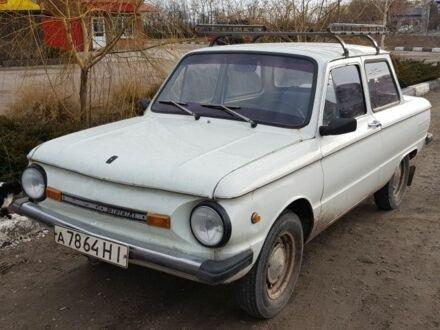 Белый ЗАЗ 968, объемом двигателя 1 л и пробегом 27 тыс. км за 550 $, фото 1 на Automoto.ua