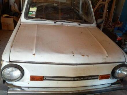 Белый ЗАЗ 968, объемом двигателя 1.2 л и пробегом 88 тыс. км за 404 $, фото 1 на Automoto.ua