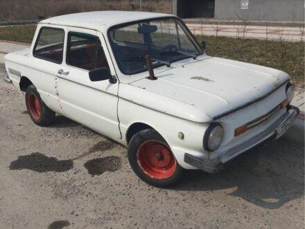 Белый ЗАЗ 968, объемом двигателя 1.2 л и пробегом 100 тыс. км за 311 $, фото 1 на Automoto.ua