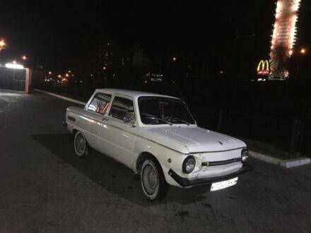Белый ЗАЗ 968, объемом двигателя 1.2 л и пробегом 76 тыс. км за 536 $, фото 1 на Automoto.ua
