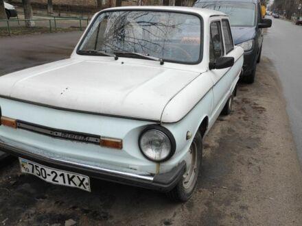 Білий ЗАЗ 968, об'ємом двигуна 1.1 л та пробігом 25 тис. км за 750 $, фото 1 на Automoto.ua