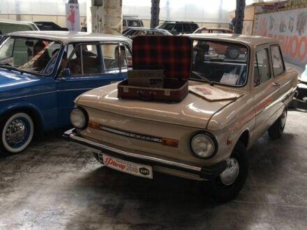 Бежевый ЗАЗ 968, объемом двигателя 1.2 л и пробегом 25 тыс. км за 500 $, фото 1 на Automoto.ua
