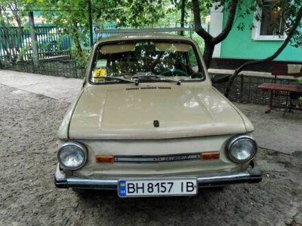 Бежевий ЗАЗ 968, об'ємом двигуна 1.2 л та пробігом 90 тис. км за 361 $, фото 1 на Automoto.ua