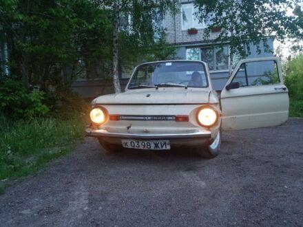 Бежевый ЗАЗ 968, объемом двигателя 1.2 л и пробегом 50 тыс. км за 227 $, фото 1 на Automoto.ua