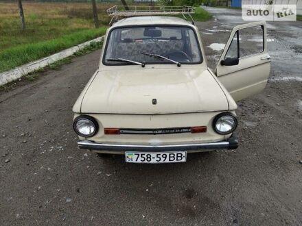 Бежевый ЗАЗ 968, объемом двигателя 0 л и пробегом 63 тыс. км за 462 $, фото 1 на Automoto.ua