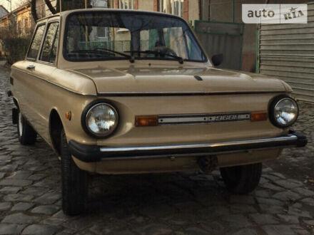Бежевый ЗАЗ 968, объемом двигателя 1.1 л и пробегом 23 тыс. км за 1900 $, фото 1 на Automoto.ua