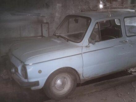 Голубой ЗАЗ 968, объемом двигателя 0.8 л и пробегом 36 тыс. км за 250 $, фото 1 на Automoto.ua