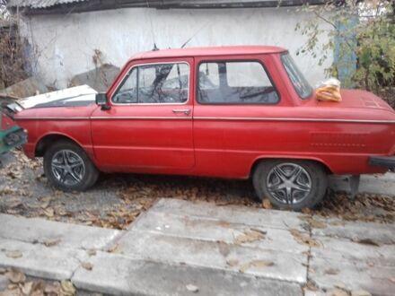 Червоний ЗАЗ 968, об'ємом двигуна 1.2 л та пробігом 50 тис. км за 150 $, фото 1 на Automoto.ua
