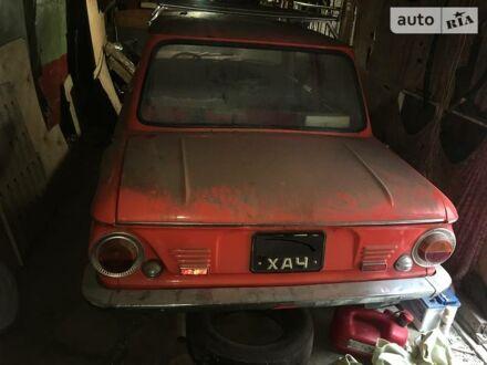 Красный ЗАЗ 968, объемом двигателя 1.2 л и пробегом 47 тыс. км за 1550 $, фото 1 на Automoto.ua