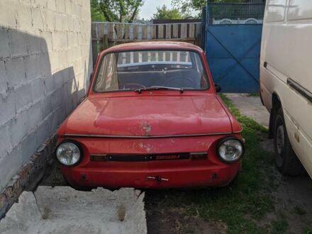 Красный ЗАЗ 968, объемом двигателя 1 л и пробегом 1 тыс. км за 216 $, фото 1 на Automoto.ua