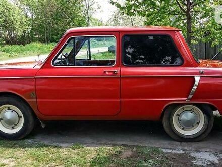 Красный ЗАЗ 968, объемом двигателя 1.2 л и пробегом 999 тыс. км за 1199 $, фото 1 на Automoto.ua