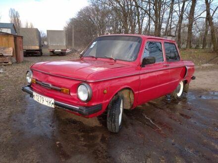 Красный ЗАЗ 968, объемом двигателя 1.5 л и пробегом 50 тыс. км за 909 $, фото 1 на Automoto.ua