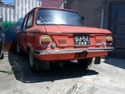 Красный ЗАЗ 968, объемом двигателя 1.2 л и пробегом 15 тыс. км за 650 $, фото 1 на Automoto.ua