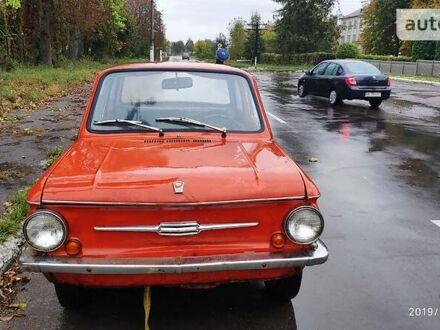 Красный ЗАЗ 968, объемом двигателя 1.2 л и пробегом 32 тыс. км за 550 $, фото 1 на Automoto.ua
