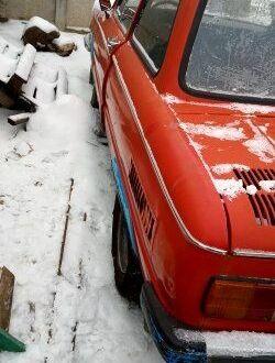 Червоний ЗАЗ 968, об'ємом двигуна 1 л та пробігом 130 тис. км за 183 $, фото 1 на Automoto.ua