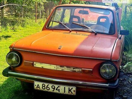 Красный ЗАЗ 968, объемом двигателя 0 л и пробегом 100 тыс. км за 350 $, фото 1 на Automoto.ua