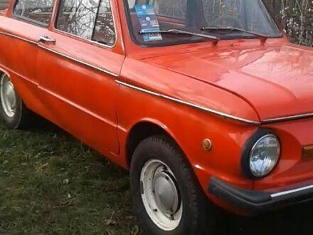Красный ЗАЗ 968, объемом двигателя 1.2 л и пробегом 37 тыс. км за 439 $, фото 1 на Automoto.ua