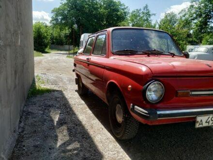 Красный ЗАЗ 968, объемом двигателя 1.2 л и пробегом 1 тыс. км за 542 $, фото 1 на Automoto.ua