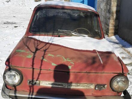 Красный ЗАЗ 968, объемом двигателя 1.2 л и пробегом 40 тыс. км за 212 $, фото 1 на Automoto.ua
