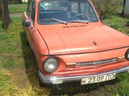 Красный ЗАЗ 968, объемом двигателя 10 л и пробегом 500 тыс. км за 441 $, фото 1 на Automoto.ua