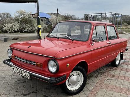 Красный ЗАЗ 968, объемом двигателя 0 л и пробегом 42 тыс. км за 1499 $, фото 1 на Automoto.ua