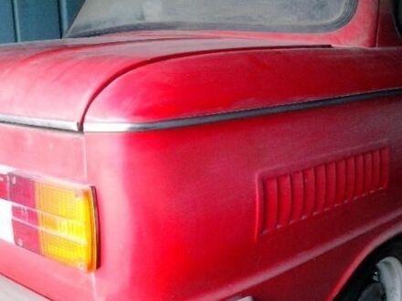 Красный ЗАЗ 968, объемом двигателя 1 л и пробегом 1 тыс. км за 316 $, фото 1 на Automoto.ua