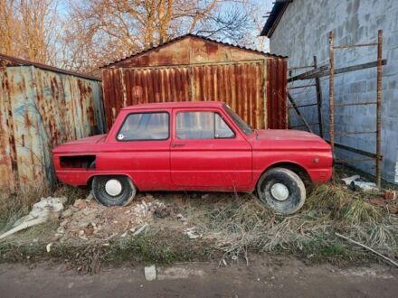 Красный ЗАЗ 968, объемом двигателя 1.2 л и пробегом 200 тыс. км за 0 $, фото 1 на Automoto.ua