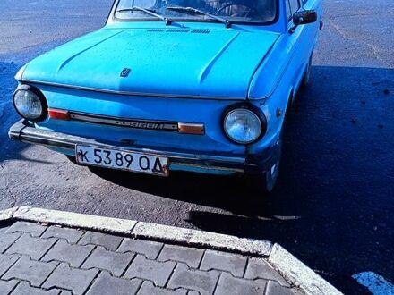 ЗАЗ 968, объемом двигателя 1.2 л и пробегом 30 тыс. км за 550 $, фото 1 на Automoto.ua