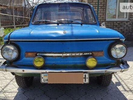 Синий ЗАЗ 968, объемом двигателя 0 л и пробегом 185 тыс. км за 400 $, фото 1 на Automoto.ua
