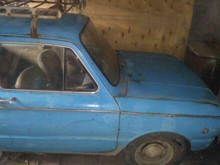 Синий ЗАЗ 968, объемом двигателя 1.2 л и пробегом 1 тыс. км за 300 $, фото 1 на Automoto.ua