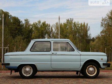 Синий ЗАЗ 968, объемом двигателя 1.2 л и пробегом 89 тыс. км за 1250 $, фото 1 на Automoto.ua