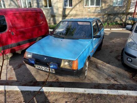 Синий ЗАЗ 968, объемом двигателя 12 л и пробегом 1 тыс. км за 589 $, фото 1 на Automoto.ua
